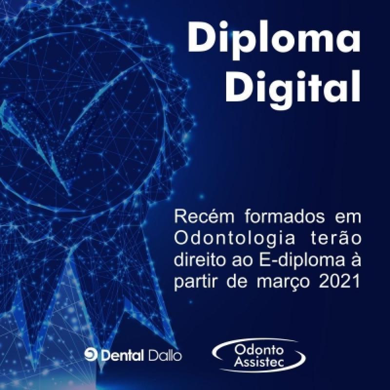 E-diploma