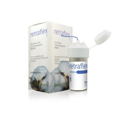 Fio Retrator Retraflex 1 Azul - Biodinâmica
