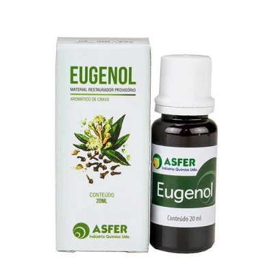 Eugenol 20ml - Asfer