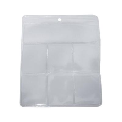 Cartela Plástica Raio-X 06 furos - Preven
