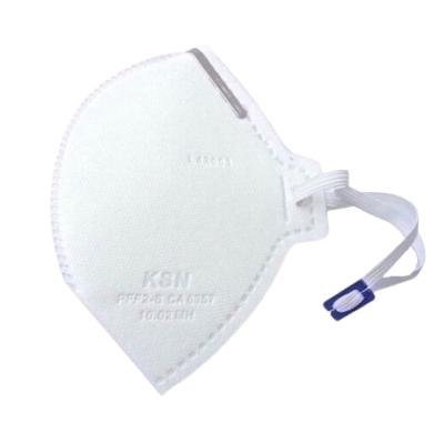Máscara Hospitalar 4 Camadas EFB 99% PFF2-S N95 Branca