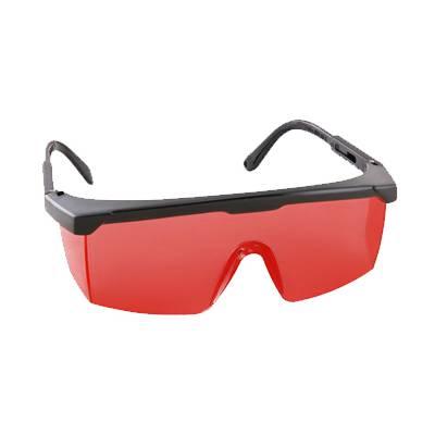 Óculos de Proteção Vermelho - MAC