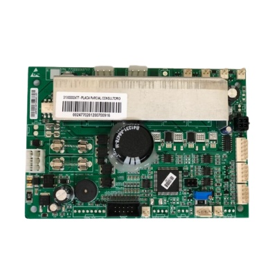 PCI Intermediária P1/P2 - Alliage