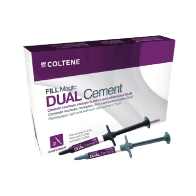 Cimento Resinoso Fill Magic Dual - Coltene
